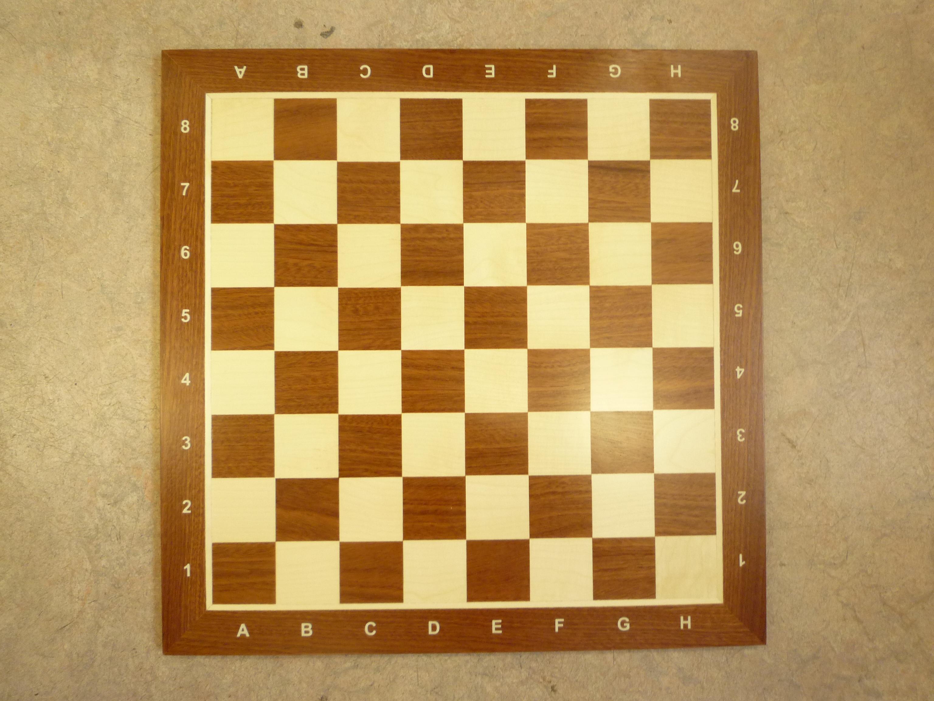 wedstrijd schaakbord