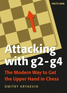 Attacking With g2-g4; Dmitry Kryakvin